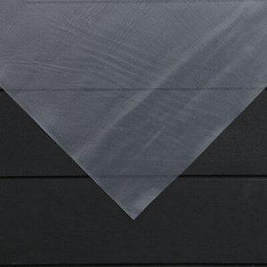 Плёнка полиэтиленовая, 100мкм, 3*5м, рукав (1,5м*2), прозрачная, 1 сорт, ГОСТ 10354-82,
