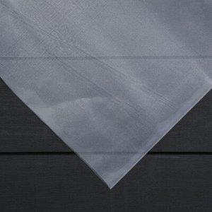 Плёнка полиэтиленовая, 150мкм, 3*5м, рукав (1,5м*2), прозрачная, 1 сорт, ГОСТ 10354-82,