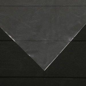 Плёнка полиэтиленовая, 60мкм, 3*100м, рукав (1,5м*2), прозрачная, 1 сорт, ГОСТ 10354-82,