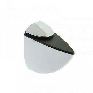 Полкодержатель PALLADIUM 61015-L CP, цвет хром полированный, 2 шт.
