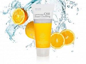 3W Clinic Coemzyme Q10 Foam Cleansing Очищающая пенка с коэнзимом Q10