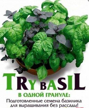 Базилик Try Bazil БукетАрома