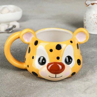 Товары для дома, огромный выбор! + НОВИНКИ — Чашки, кружки детские — Кружки и стаканы