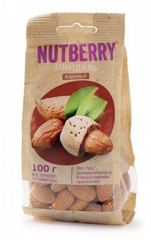NUTBERRY Миндаль жареный 100 гр