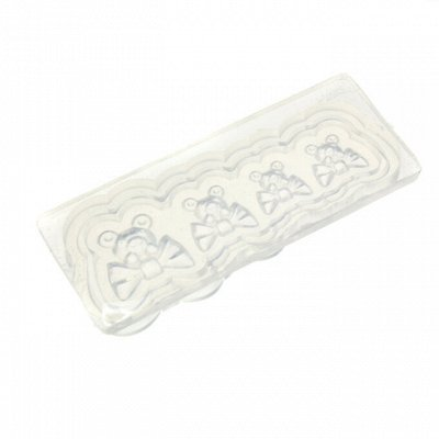 ஐ Товары для красоты: гель лаки, наращивание ресниц ஐ — 3D Силиконовая форма. Гибкая (силиконовая) лента