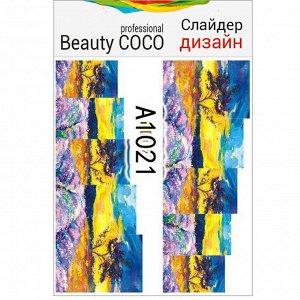Beauty COCO, Слайдер-дизайн A-1021