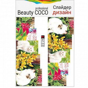 Beauty COCO, Слайдер-дизайн A-132