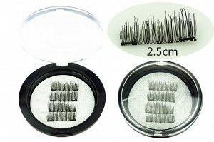 Магнитные ресницы два магнита (в серебряной упаковке)
