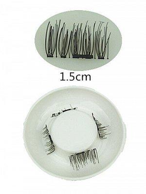 Магнитные ресницы один магнит (в белой упаковке)
