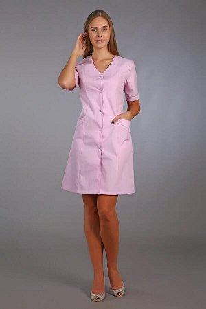 Халат медицинский жен. М-022А ткань Тиси