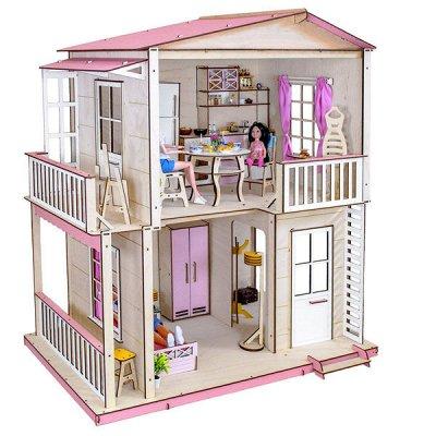 Пакеты, полиграфия, гель-лаки, детская мебель и игрушки.  — Деревянные домики и мебель для них, конструкторы — Деревянные игрушки