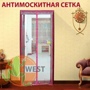 Антимоскитная дверная сетка