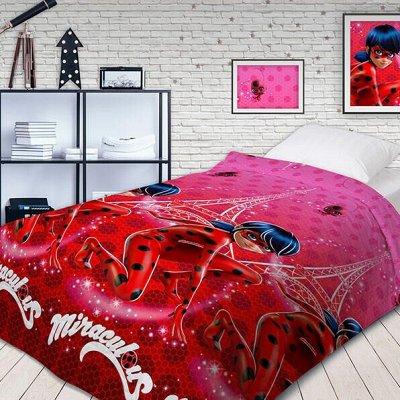 Микрофибра  для уборки и бани, КПБ, подушки, полотенца — КПБ детская коллекция — Постельное белье