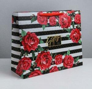 Пакет ламинированный Gifts.