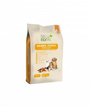 Salmon & Potato (Лосось и картофель) для собак мелких пород всех возрастов, 3 кг