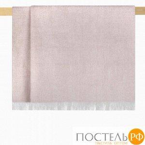 Плед Arya Шерстяное 125X150 Norah Розовый