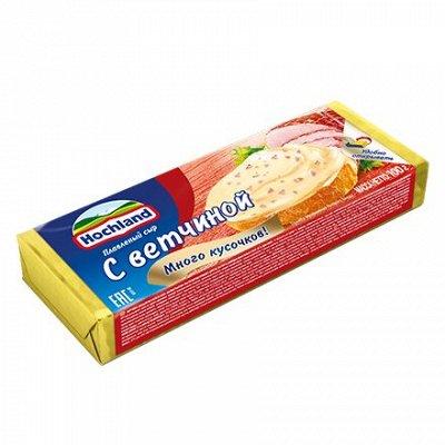 Вкусный перекус вместе с Хохланд и Campina - 5 НОВИНКИ — Плавленный сыр  — Сыры