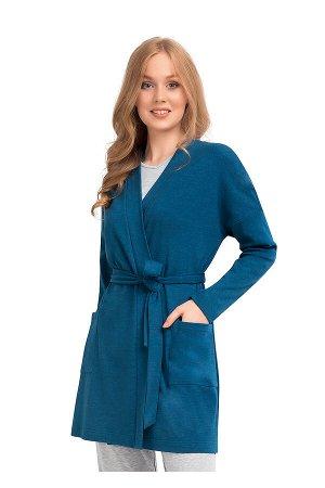 #99971 Жакет (CLEVER) т.синий
