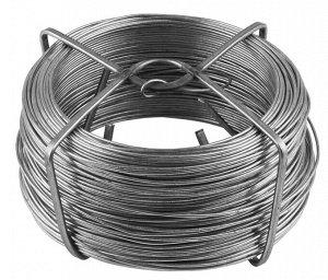 Проволока RACO подвязочная стальная оцинкованная