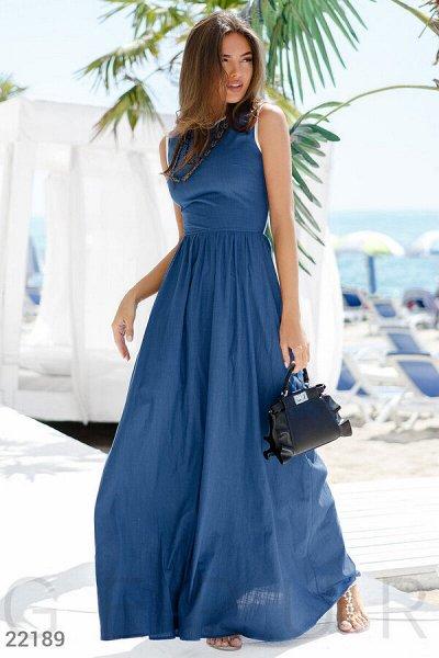 GEPUR женская одежда 🌺 лето 2021 — Платья макси