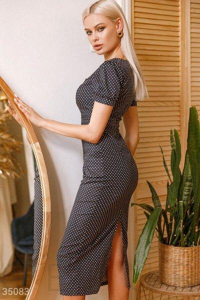 GEPUR август 2020!  женская одежда  — платья МИДИ — Миди-платья