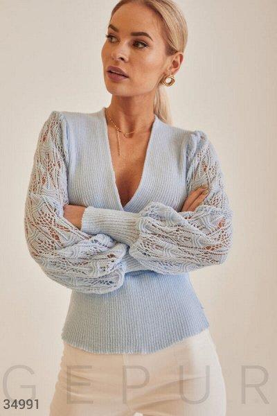 GEPUR август 2020!  женская одежда  — свитера и кофты — Свитеры