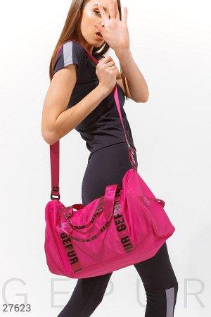 Удобная спортивная сумка