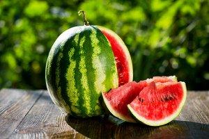 Арбуз Сладкая ягода