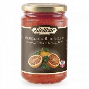 Джем из сицилийского красного апельсина Sicilizie