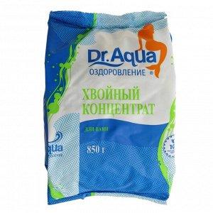 Хвойный концентрат Dr. Aqua «Пихта + Сосна», 850 гр
