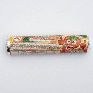 Аскорбиновая кислота с сахаром «Сесана», со вкусом клубники, 10 штук по 2,9 г