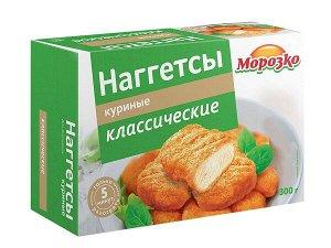 Наггетсы, Жаренки, 300 грамм. Морозко