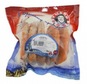 Котлеты, Рыбин Гуд (кальмар/креветка). 400 грамм