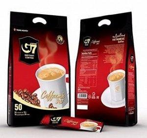 Растворимый кофе 3 в 1 Trung Nguen 100
