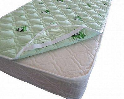 ™ВИКТОРИЯ - постельное белье от 706 руб, текстиль, трикотаж — Наматрасники — Спальня и гостиная