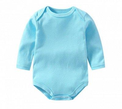 👶 Всё для малыша  👶 Одежда, обувь, полезности  — Боди. Длинный рукав. — Боди и песочники