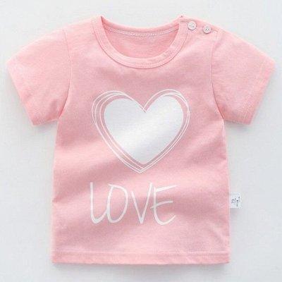 👶 Всё для малыша  👶 Одежда, обувь, полезности — Футболки — Кофты и футболки