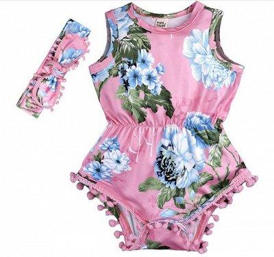 👶Детское счастье! Отличная одежда, обувь, аксы для малышей 👶 — Нарядные боди для девочек — Боди и песочники