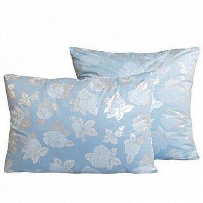 ™ВИКТОРИЯ - постельное белье от 775 руб, текстиль, трикотаж  — Подушки — Спальня и гостиная