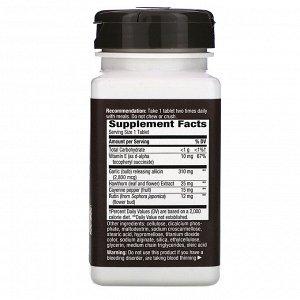 Nature&#x27 - s Way, Garlicin HC, 90 Vegan Tablets
