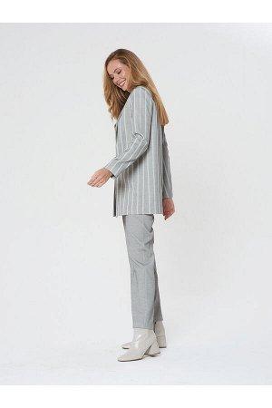 #100307 Жакет (VEREZO) Серый