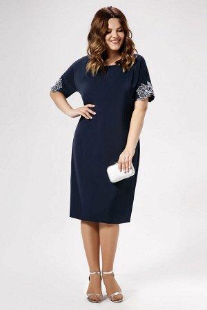 Платье Панда Артикул: 469680 синий