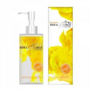 Гидрофильное масло для снятия макияжа омолаживающее Deoproce Cleansing Oil Total Energy, 200ml