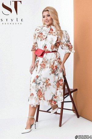 Платье 58504