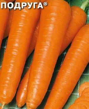 Морковь Подруга