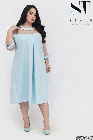 Платье 58417