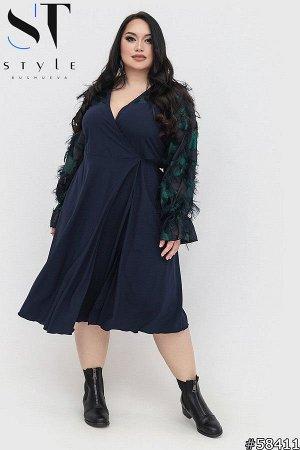 Платье 58411