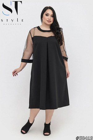 Платье 58419