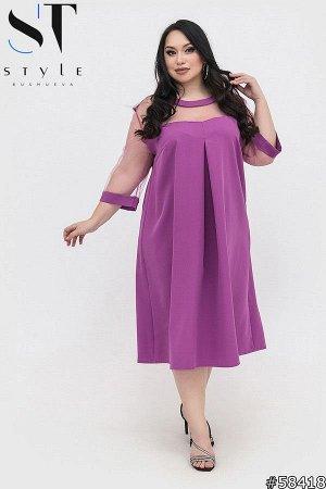 Платье 58418