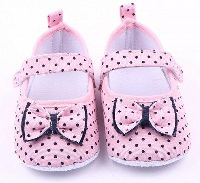 👶Детское счастье! Отличная одежда, обувь, аксы для малышей 👶 — Пинетки-туфельки — Туфельки